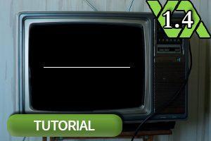TV-Out Effekt