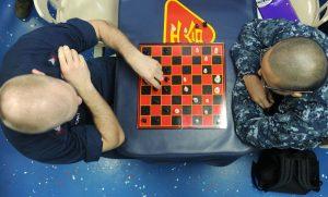 Schach Mensch gegen Mensch